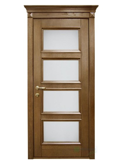 Дверь межкомнатная Капри ДО - фото 5419