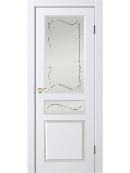 Дверь межкомнатная Джулия 1 ДГО - фото 5592