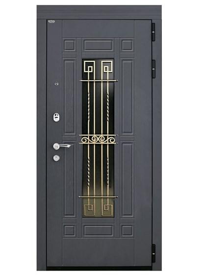 Дверь входная LAZIO 01 - фото 5632