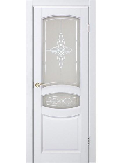 Дверь межкомнатная Виктория ДГО - фото 5764