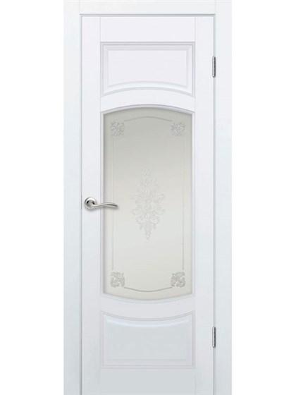 Дверь межкомнатная Рококо ДГО - фото 5843