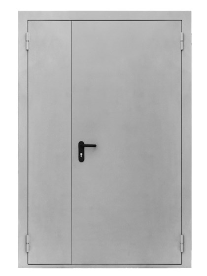 Дверь противопожарная двупольная EIS 60 - фото 6208