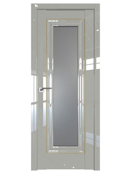 Дверь межкомнатная 24L - фото 7353