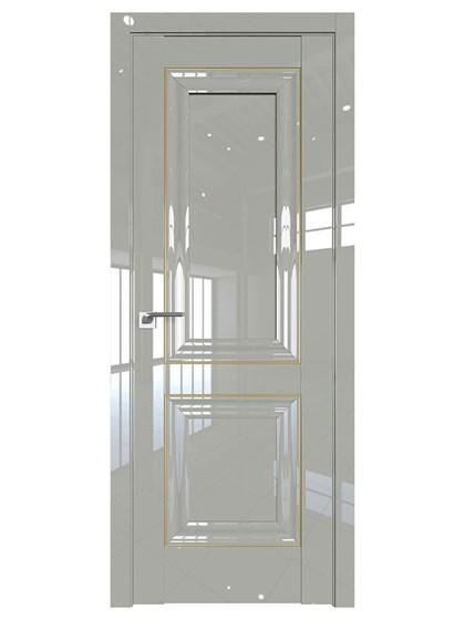 Дверь межкомнатная 27L - фото 7361