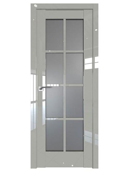 Дверь межкомнатная 101L - фото 7417