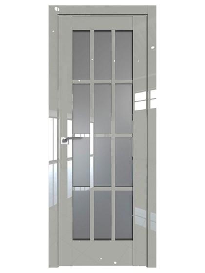 Дверь межкомнатная 102L - фото 7425