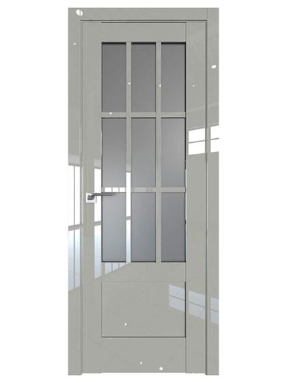 Дверь межкомнатная 104L - фото 7441