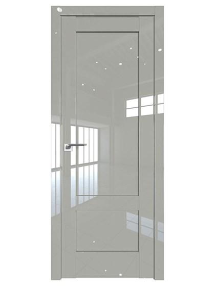 Дверь межкомнатная 105L - фото 7449