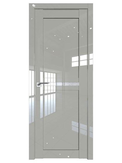 Дверь межкомнатная 2.43L - фото 7481