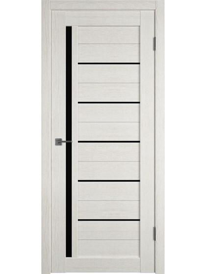 Дверь межкомнатная Light 1 - BLACK GLOSS - фото 8901