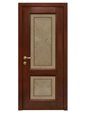 Дверь межкомнатная Интарсия ДГ 01