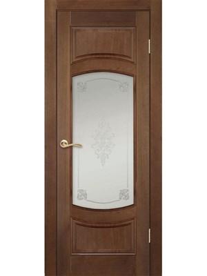 Дверь межкомнатная Рококо ДГО