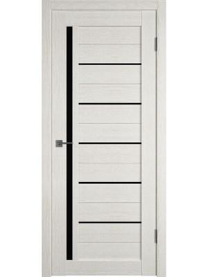Дверь межкомнатная Light 1 - BLACK GLOSS
